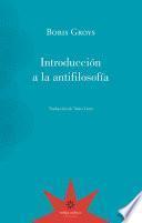 Introducción a la antifilosofía