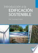 Introducción a la edificación sostenible
