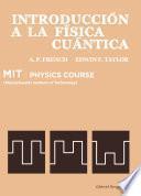 Introducción a la física cuántica
