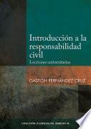 Introducción a la responsabilidad civil