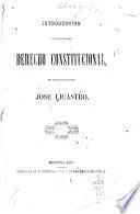Introducción a los principios del derecho constitucional