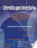 Introducción al estudio de la Informática