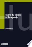 Introducción al lenguaje