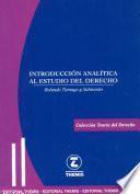 Introducción Analítica al Estudio del Derecho