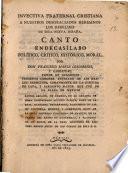 Invectiva fraternal cristiana a nuestros desgraciados hermanos, los rebeldes de esta Nueva España