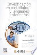 Investigación en metodología y lenguajes enfermeros