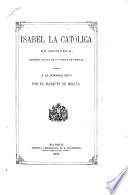 Isabel la Católica en Orihuela