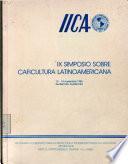IX Simposio sobre Caficultura Latinoamericana