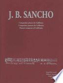 J. B. Sancho