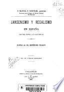 Jansenismo y regalismo en España