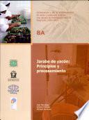 Jarabe de yacon: Principios y procesamiento