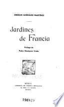 Jardines de Francia