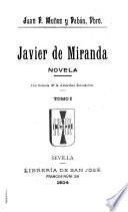 Javier de Miranda