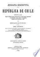 Jeografía descriptiva de la República de Chile