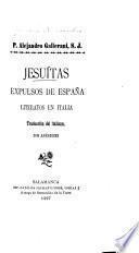 Jesuítas expulsos de España