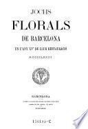 Jochs florals de Barcelona