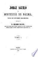 Jorge Aguiló ó Misterios de Palma, 1
