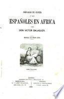 Jornada de gloria ó los españoles en áfrica, 2