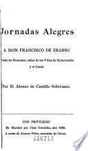 Jornadas alegres á d. Francisco de Erasso