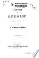 Juan Piton ó El Rey de los mataores