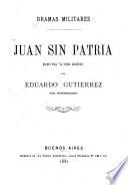 Juan sin patria