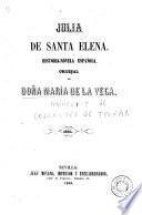 Julia de Santa Elena