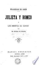 Julieta y Romeo o Los Amores de Verona