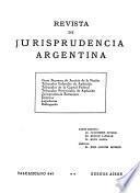 Jurisprudencia argentina