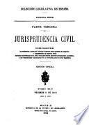 Jurisprudencia civil