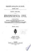 Jurisprudencia civil