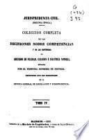 Jurisprudencia civil (segunda época): (447 p.)