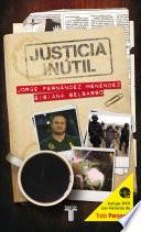 Justicia inútil