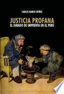 Justicia profana