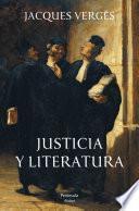 Justicia y literatura