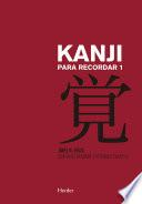 Kanji para recordar I