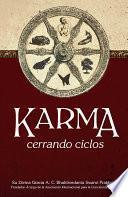 KARMA CERRANDO CICLOS.