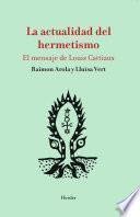 La actualidad del hermetismo