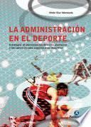 La administración en el deporte