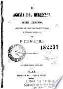 La Agonia del redentor