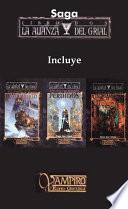 La alianza del grial (trilogía)