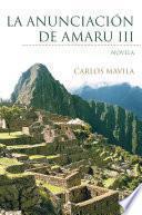 La Anunciación de Amaru III