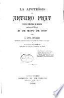 La apoteósis de Arturo Prat y de sus compañeros
