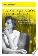 La articulación etnográfica