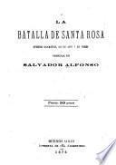 La batalla de Santa Rosa