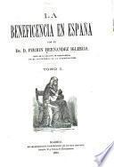 La beneficencia en España
