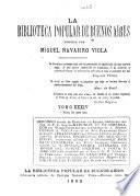 La Biblioteca popular de Buenos Aires