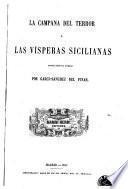 La Campana del terror, ó, Las vísperas sicilianas