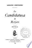 La candidatura de Rojas