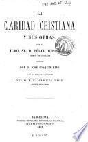 La Caridad cristiana y sus obras