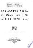 La casa de García; Doña Clarines